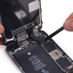 iPhone physically damaged